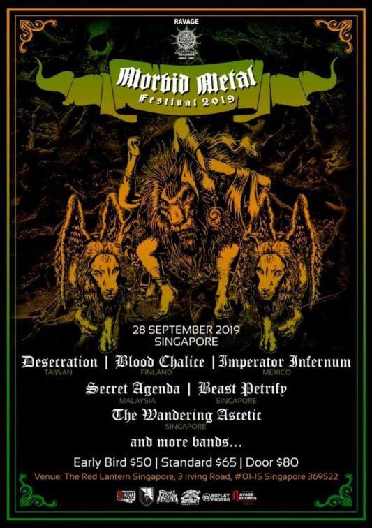 Morbid Metal Festival 2019