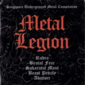 Metal Legion (1998)